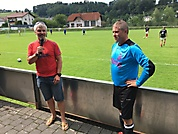 Josef Kalas Gedenkturnier 2018 u. Gratulation an BGM zum 60iger