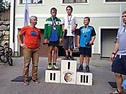 9. Kinderradrennen